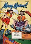 Cover for Mary Marvel (Fawcett, 1945 series) #16