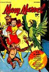 Cover for Mary Marvel (Fawcett, 1945 series) #18