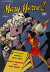 Cover for Mary Marvel (Fawcett, 1945 series) #21