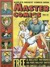 Cover for Master Comics (Fawcett, 1940 series) #1