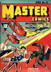 Cover for Master Comics (Fawcett, 1940 series) #13