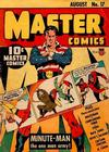 Cover for Master Comics (Fawcett, 1940 series) #17