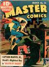Cover for Master Comics (Fawcett, 1940 series) #24