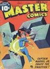 Cover for Master Comics (Fawcett, 1940 series) #33
