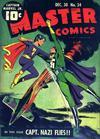 Cover for Master Comics (Fawcett, 1940 series) #34