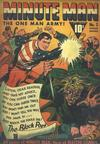 Cover for Minute Man (Fawcett, 1941 series) #3