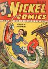 Cover for Nickel Comics (Fawcett, 1940 series) #3
