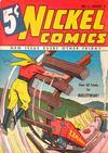 Cover for Nickel Comics (Fawcett, 1940 series) #7