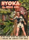 Cover for Nyoka the Jungle Girl (Fawcett, 1945 series) #2