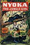 Cover for Nyoka the Jungle Girl (Fawcett, 1945 series) #12
