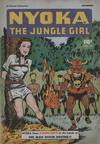 Cover for Nyoka the Jungle Girl (Fawcett, 1945 series) #14