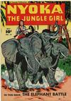 Cover for Nyoka the Jungle Girl (Fawcett, 1945 series) #19