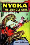 Cover for Nyoka the Jungle Girl (Fawcett, 1945 series) #23
