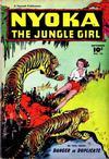 Cover for Nyoka the Jungle Girl (Fawcett, 1945 series) #23