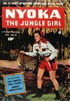 Cover for Nyoka the Jungle Girl (Fawcett, 1945 series) #49