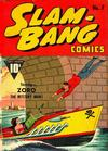 Cover for Slam-Bang Comics (Fawcett, 1940 series) #7