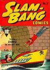 Cover for Slam-Bang Comics (Fawcett, 1940 series) #7