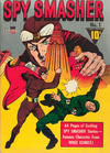 Cover for Spy Smasher (Fawcett, 1941 series) #1