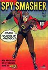 Cover for Spy Smasher (Fawcett, 1941 series) #2
