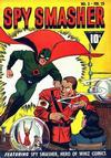 Cover for Spy Smasher (Fawcett, 1941 series) #3