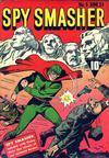 Cover for Spy Smasher (Fawcett, 1941 series) #5