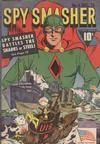 Cover for Spy Smasher (Fawcett, 1941 series) #6