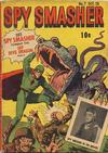 Cover for Spy Smasher (Fawcett, 1941 series) #7