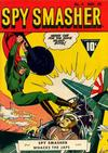 Cover for Spy Smasher (Fawcett, 1941 series) #8