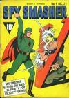 Cover for Spy Smasher (Fawcett, 1941 series) #9
