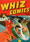 Cover for Whiz Comics (Fawcett, 1940 series) #4 (3)