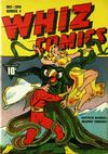 Cover for Whiz Comics (Fawcett, 1940 series) #5 (4)