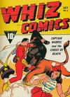Cover for Whiz Comics (Fawcett, 1940 series) #6