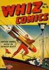 Cover for Whiz Comics (Fawcett, 1940 series) #10