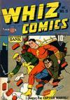 Cover for Whiz Comics (Fawcett, 1940 series) #11