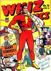 Cover for Whiz Comics (Fawcett, 1940 series) #16