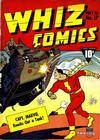 Cover for Whiz Comics (Fawcett, 1940 series) #17