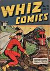Cover for Whiz Comics (Fawcett, 1940 series) #18