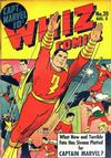 Cover for Whiz Comics (Fawcett, 1940 series) #20