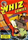 Cover for Whiz Comics (Fawcett, 1940 series) #26