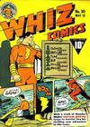 Cover for Whiz Comics (Fawcett, 1940 series) #30