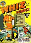 Cover for Whiz Comics (Fawcett, 1940 series) #30