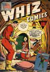 Cover for Whiz Comics (Fawcett, 1940 series) #32