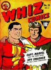 Cover for Whiz Comics (Fawcett, 1940 series) #35
