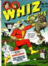 Cover for Whiz Comics (Fawcett, 1940 series) #36