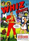 Cover for Whiz Comics (Fawcett, 1940 series) #41