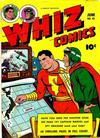 Cover for Whiz Comics (Fawcett, 1940 series) #43