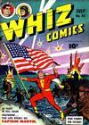 Cover for Whiz Comics (Fawcett, 1940 series) #44