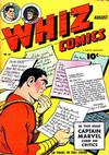 Cover for Whiz Comics (Fawcett, 1940 series) #45