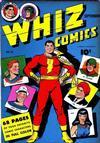 Cover for Whiz Comics (Fawcett, 1940 series) #46