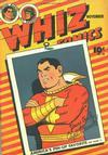 Cover for Whiz Comics (Fawcett, 1940 series) #48